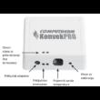 Regulator plinske peći