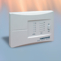 Q4Z, višezonski upravljač za 4 termostata, žični