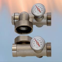 MF04 - kombinirani elementi priključaka na cirkulacijsku pumpu serije NA25