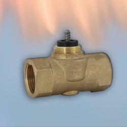 DN20-2 - radijatorski/zonski ventil za centralno grijanje