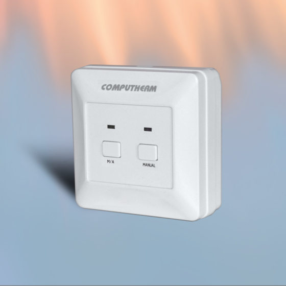 Prijemna jedinica za bežične sobne termostate Q3RF, Q5RF, Q7RF i Q8RF