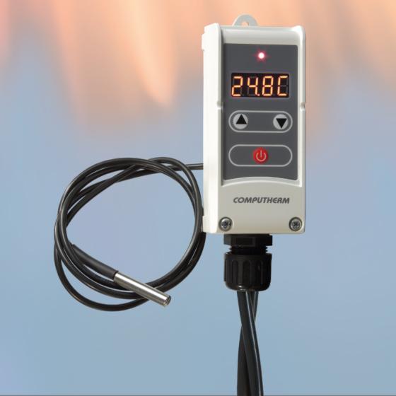 Termostat/regulator pumpe sa žičanim senzorom WPR-100GC